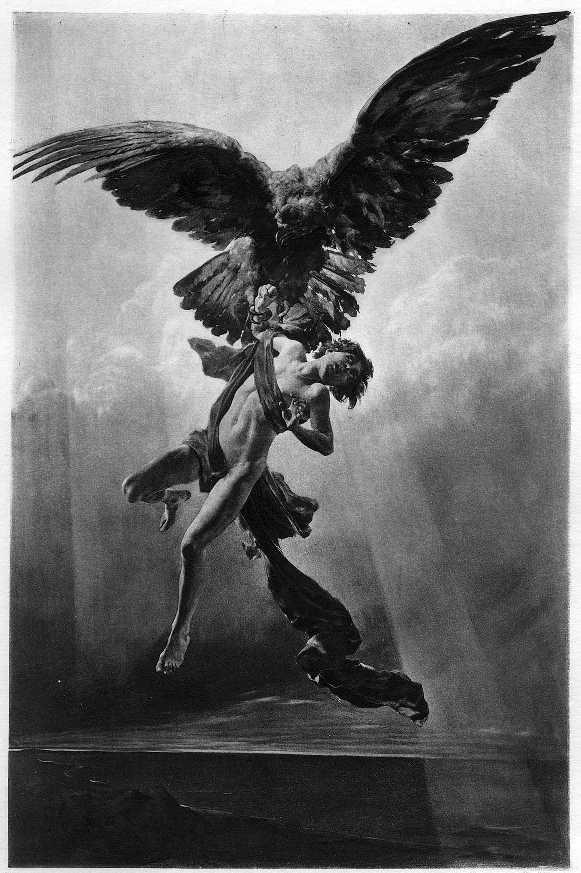 Avisa The Eagle and H.W.