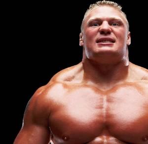 Lesnar - UFC Heavy weight champ