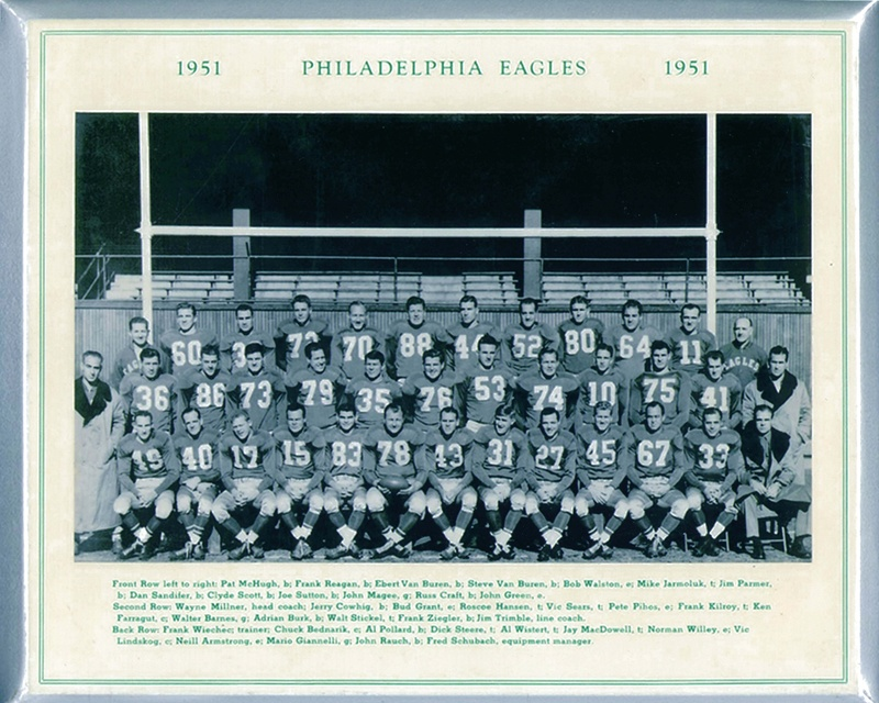 1951 Philadelphia Eagles