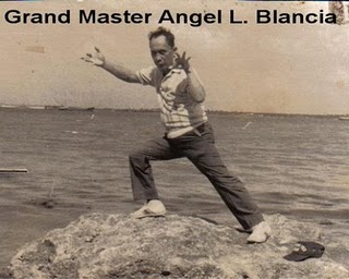 Grand Master Angel Lomugdang Blancia