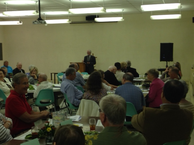 Fall Stewardship Banquet