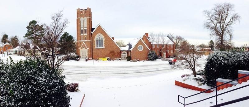 First Church Elev C