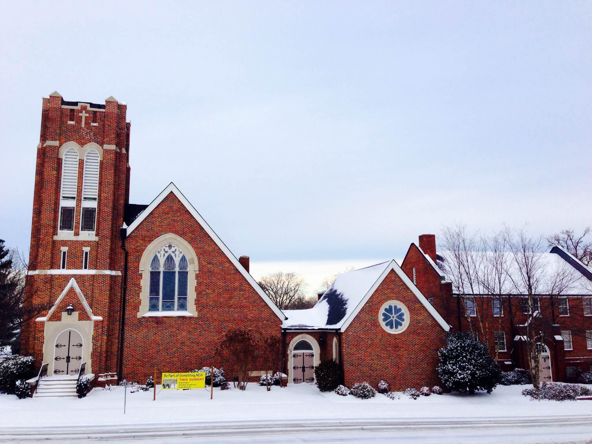 First Church Elev E