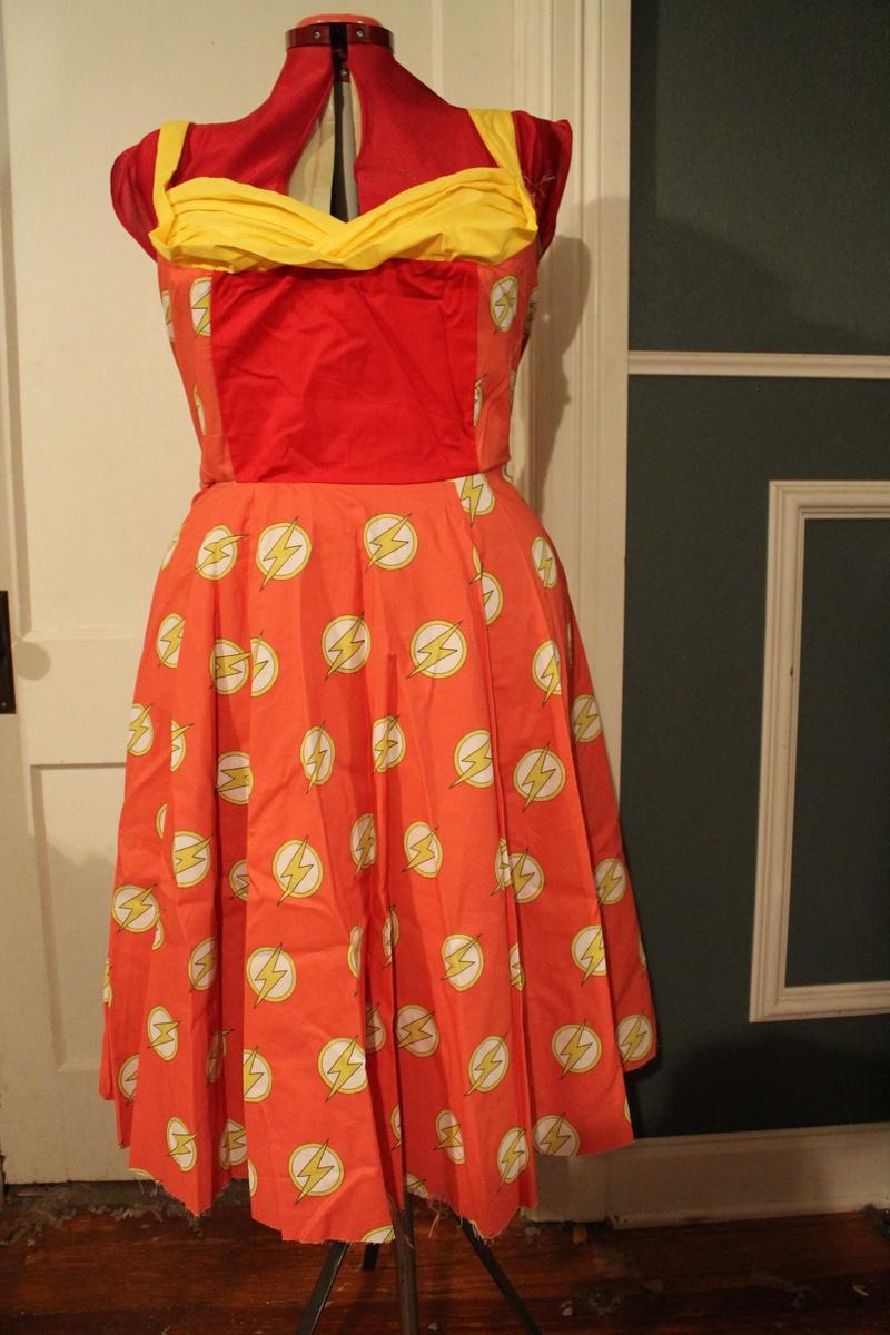 The Frash Dress
