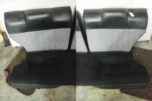 Rear 3 Dr GTV Spec Seat
