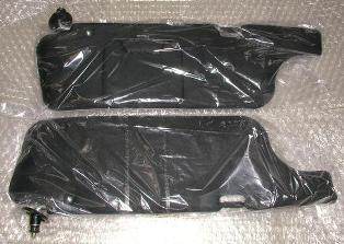 Black Sun visors New $135