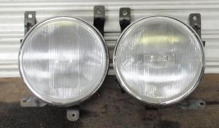 Mitsubishi EVO IV Spot Lights