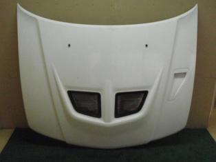 Mitsubishi EVO V / VI Standrard Aluminium Bonnet