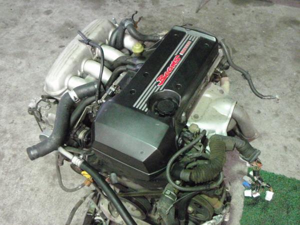SXE-10 3SG Beams 2.0 Ltr VVTi Engine