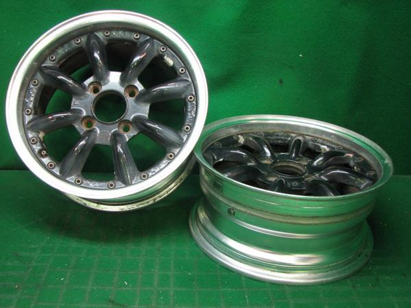 RS8 Watanabe Wheels