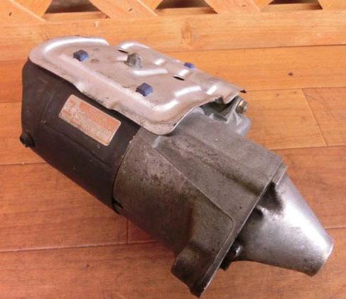 AE86 4AG RWD Starter motor