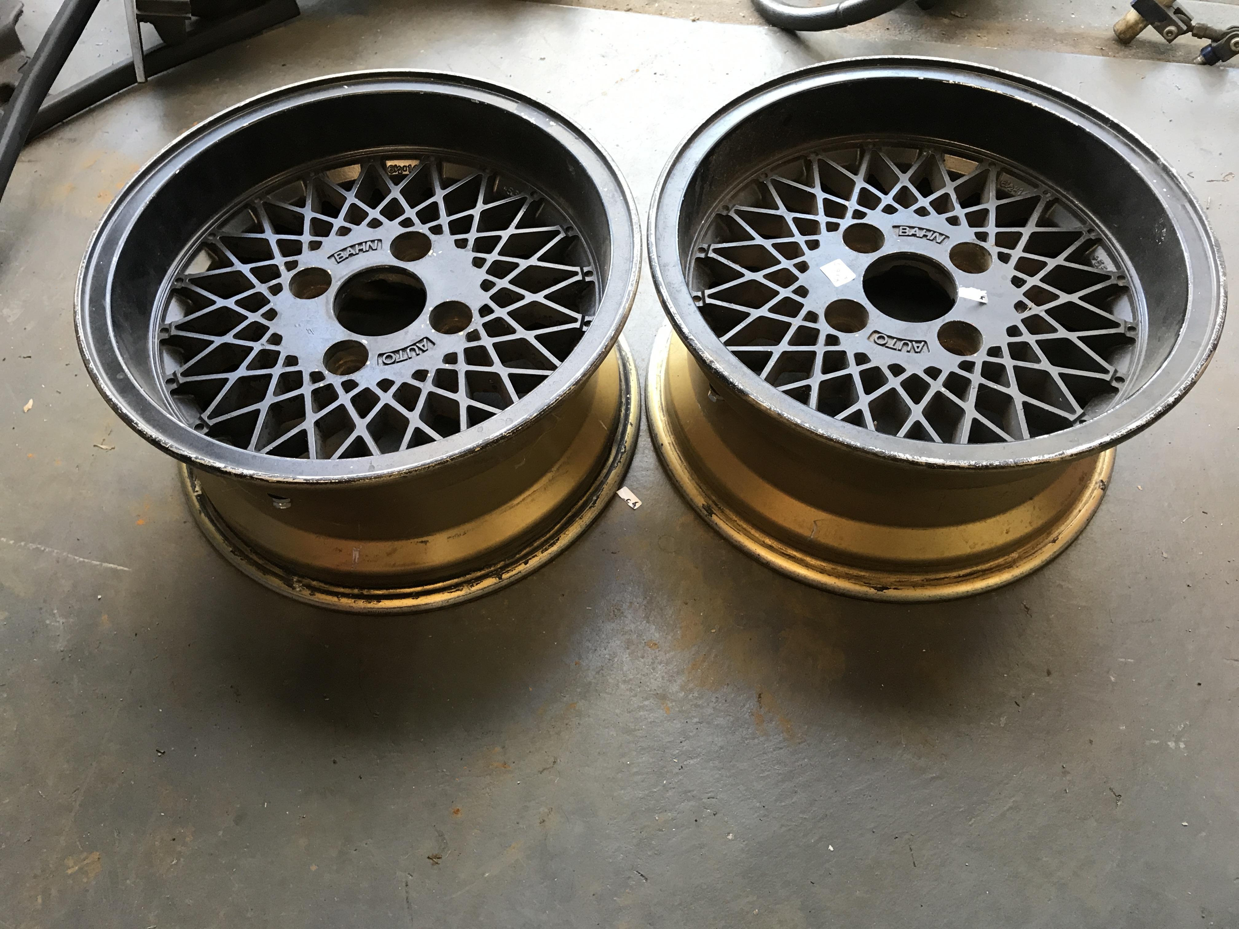 BAHN AUTO Wheels