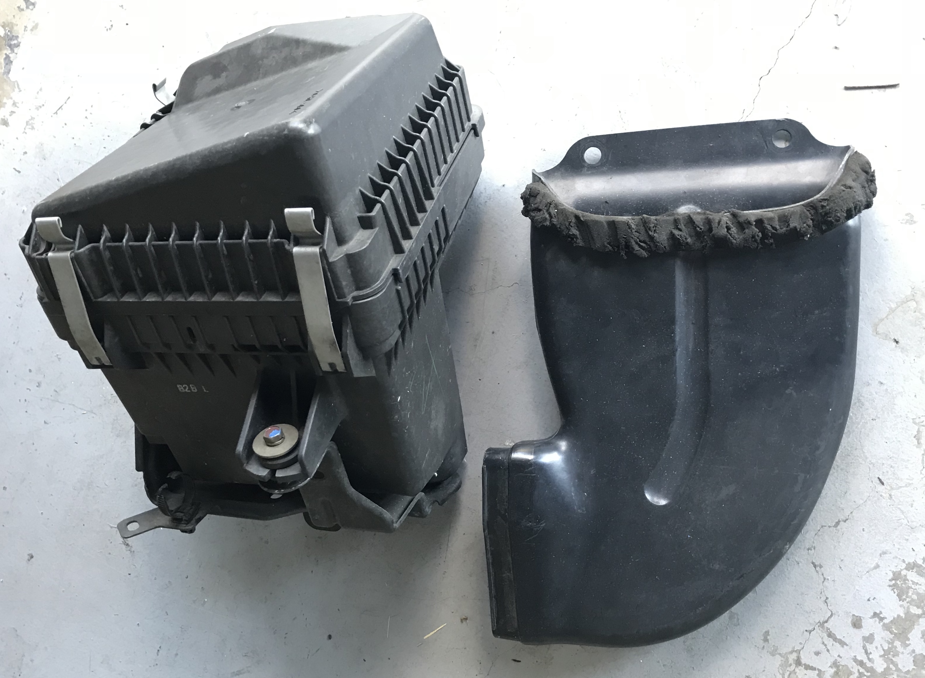 EVO CT9A Factory Airbox