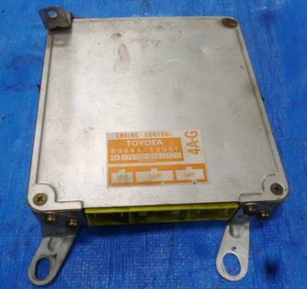 AE86 JDM RWD 4AG ECU 051