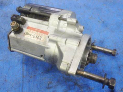 High Torque Starter to Suit 4AG
