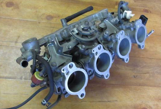 AE111 20V Blacktop Throttles