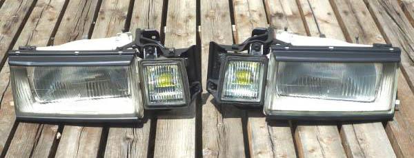 Ae86 Kouki Levin Headlights & Yellow Fogs