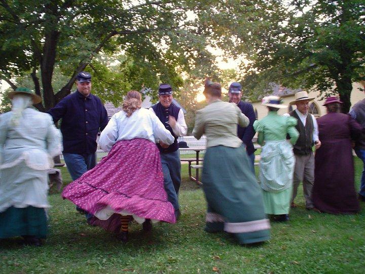 In full dancing order-The Landing 2010