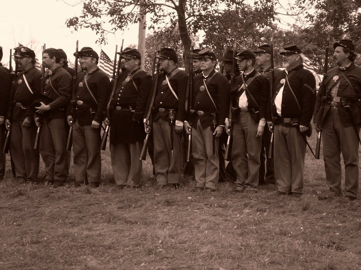 Pipestone 2010, 3rd Company, Federal Battalion