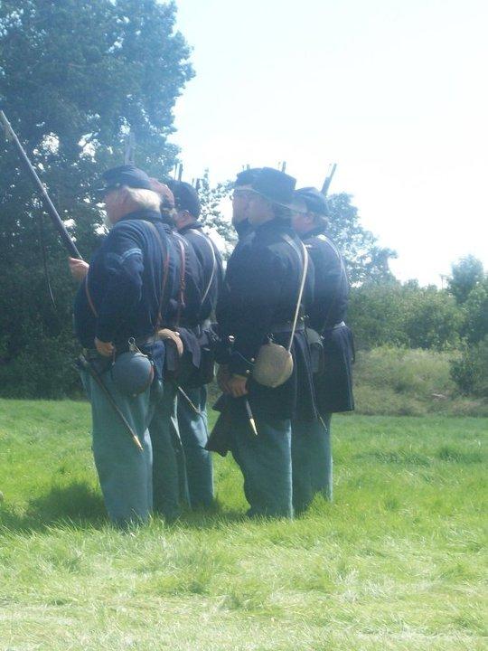Cpl Hunt & Pvt Hamm - Skirmishers