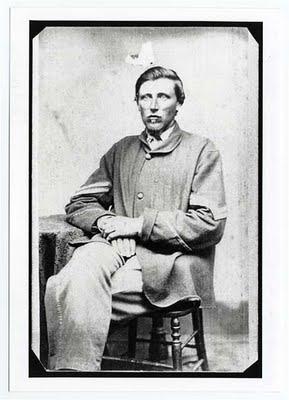 Cpl Hans Jordt, Co. A