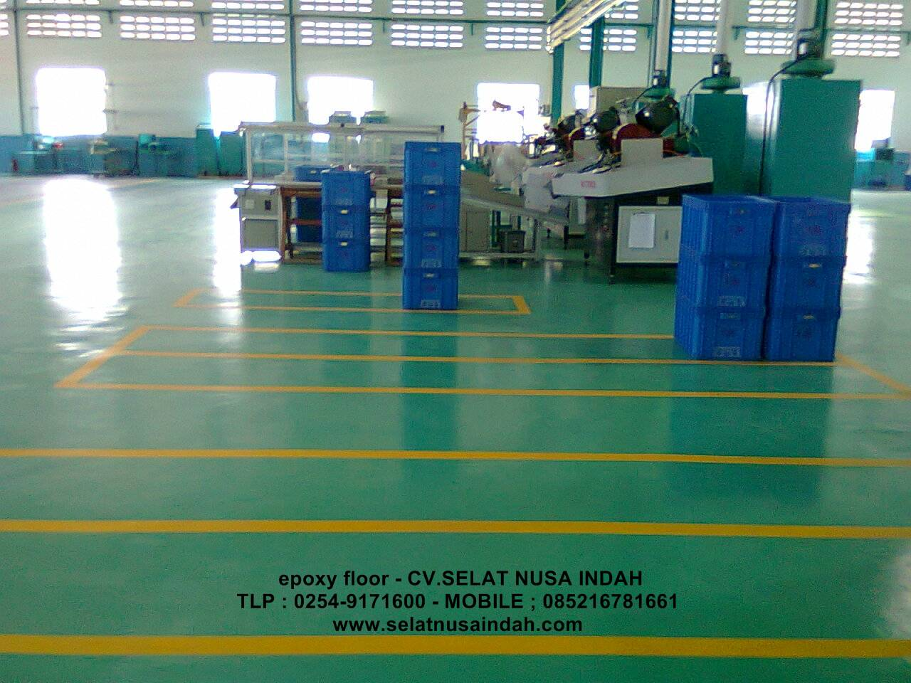 epoxy floor 1000 microns