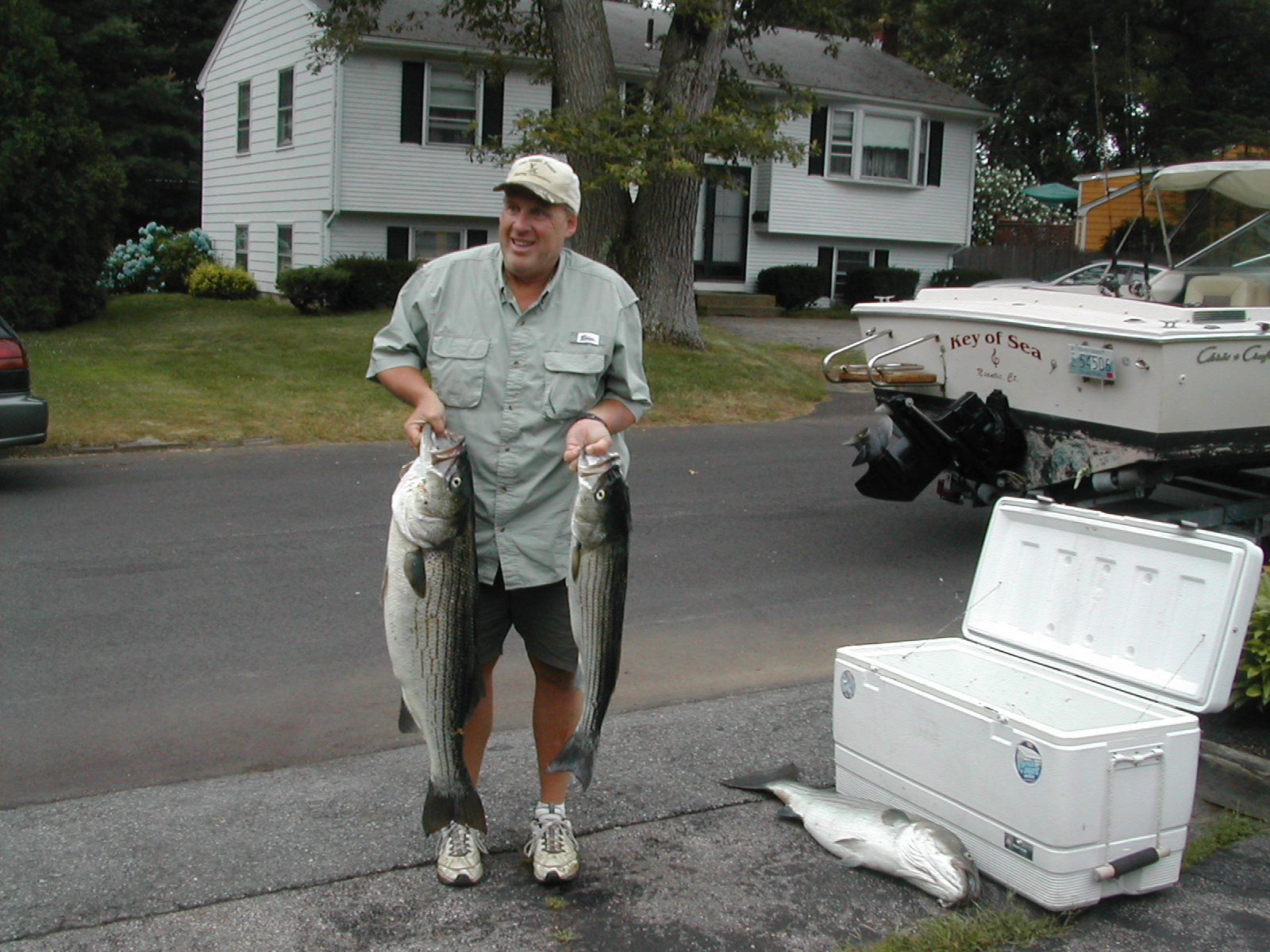 Dennis - Block Island, 7/14/2012