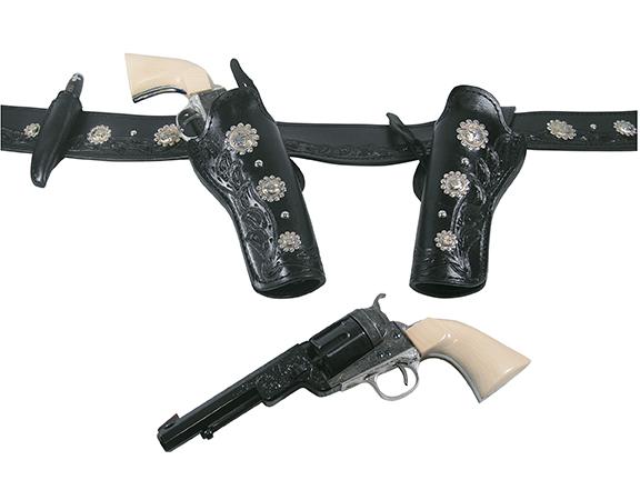 New Revolvers & New Rig