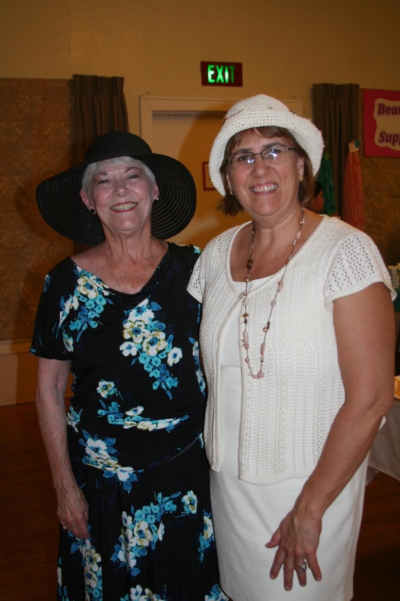 member Cindy & her mom