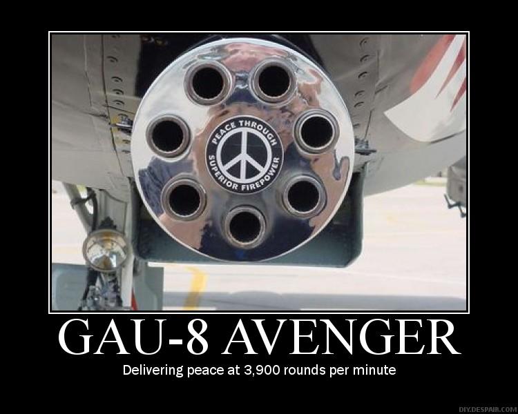A-10 Love.