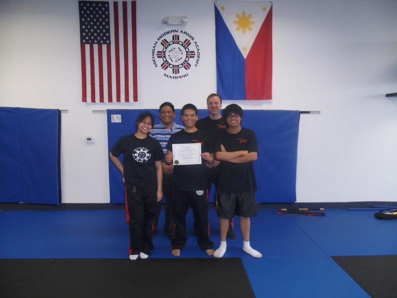 Black belt crew