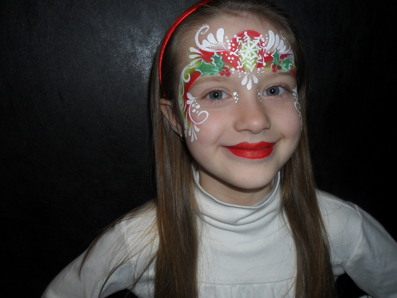 Holly Christmas Crown