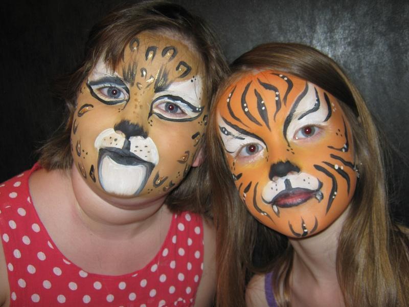 Tiger and Cheetah Girls