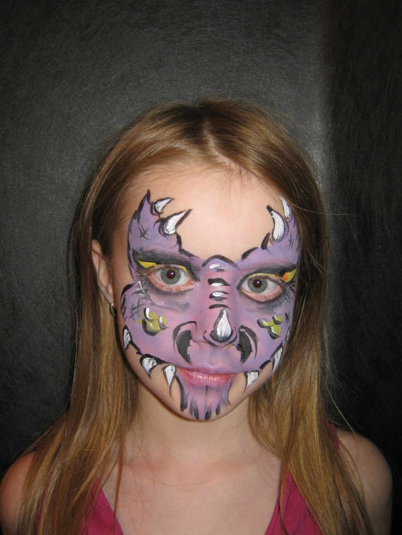 dragon full face