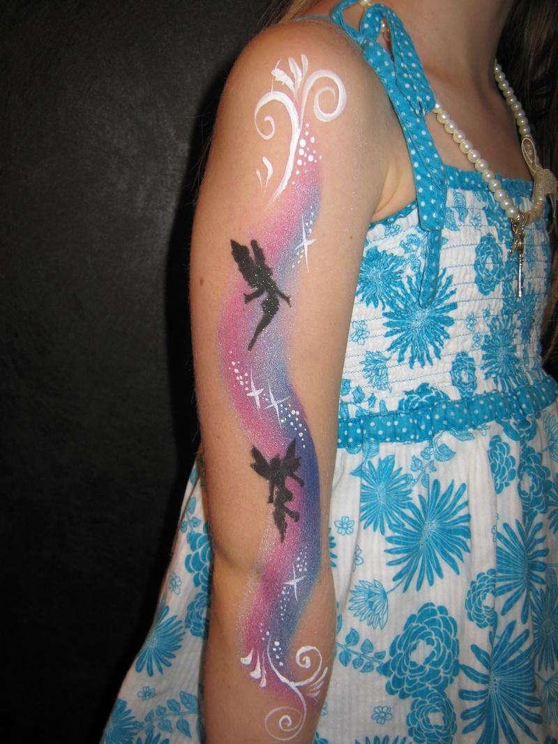 fairy arm design