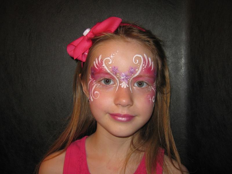 whimsical fairy mask