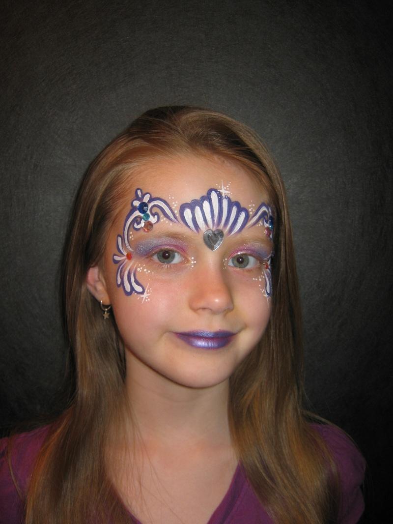 princess like mask