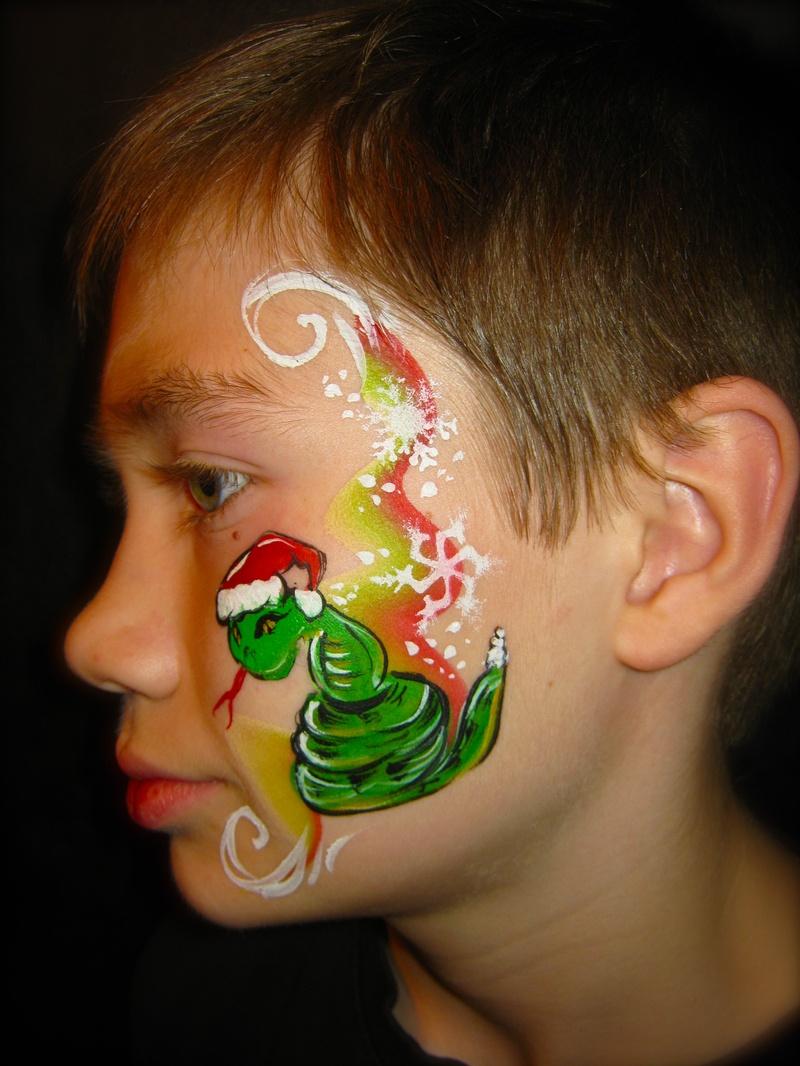 Holiday Whimsy Snake