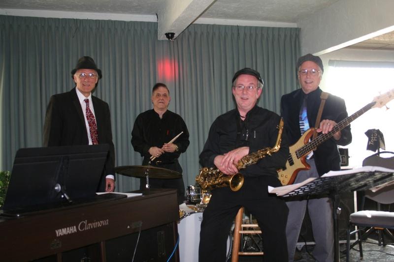 Forrest Evans Quartet