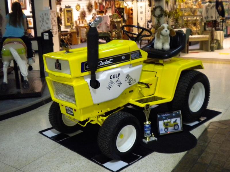 1979 Cub Cadet Tractor