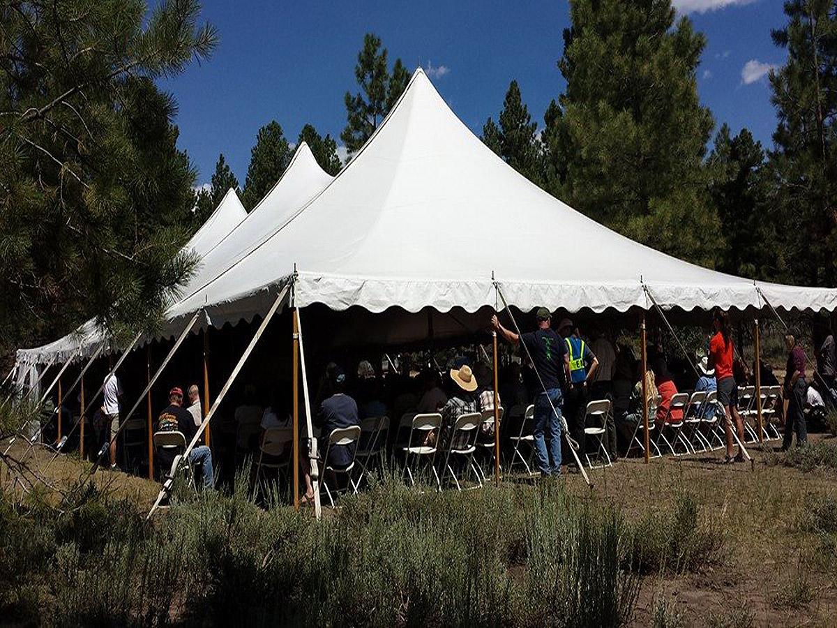 Full Tent!
