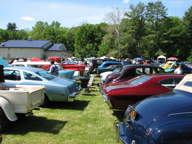 North Alabama Classic Car Shows