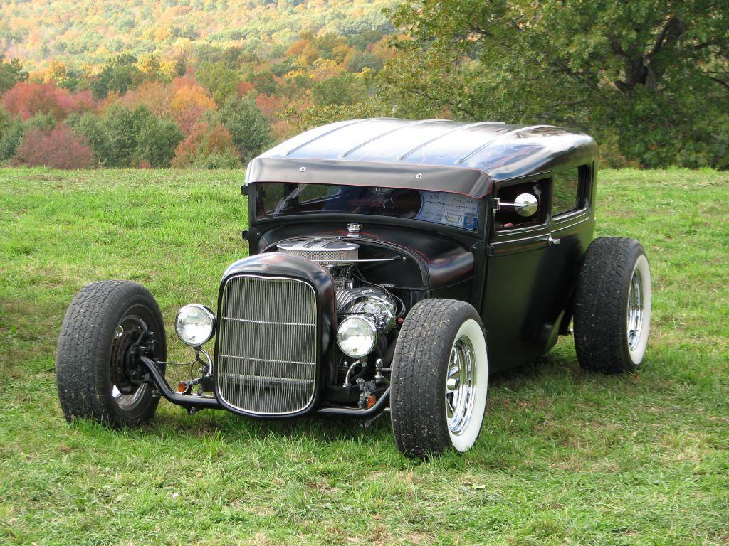 1929 Ford Model A Hot Rod - Owner Steve Manganaro
