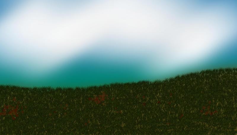 Grass hill 1