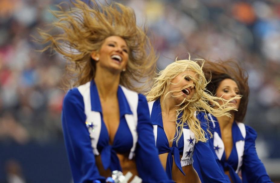 Funny Dallas Cowboys Cheerleader
