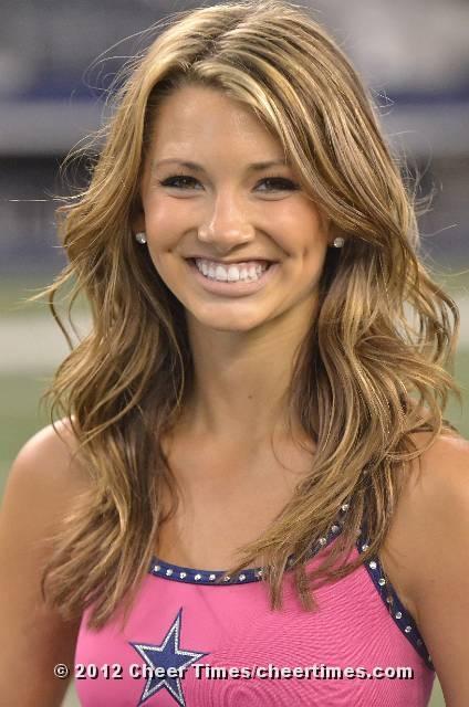 Katy Marie Dallas Cowboy Cheerleader