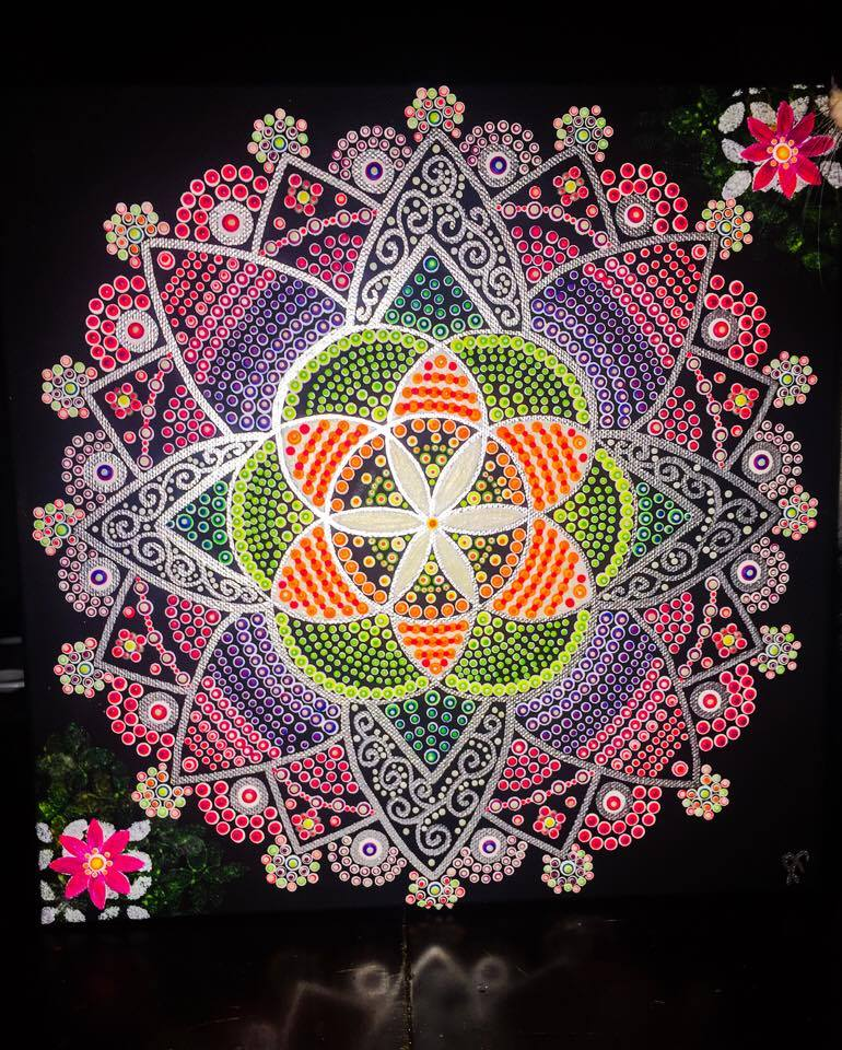 Seeds of Life Mandala
