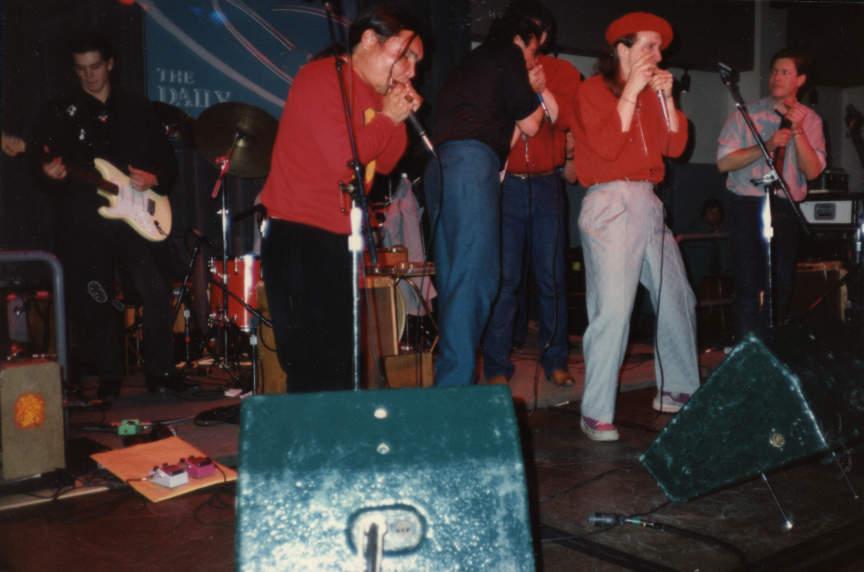 Harmonica Battle, Santa Rosa