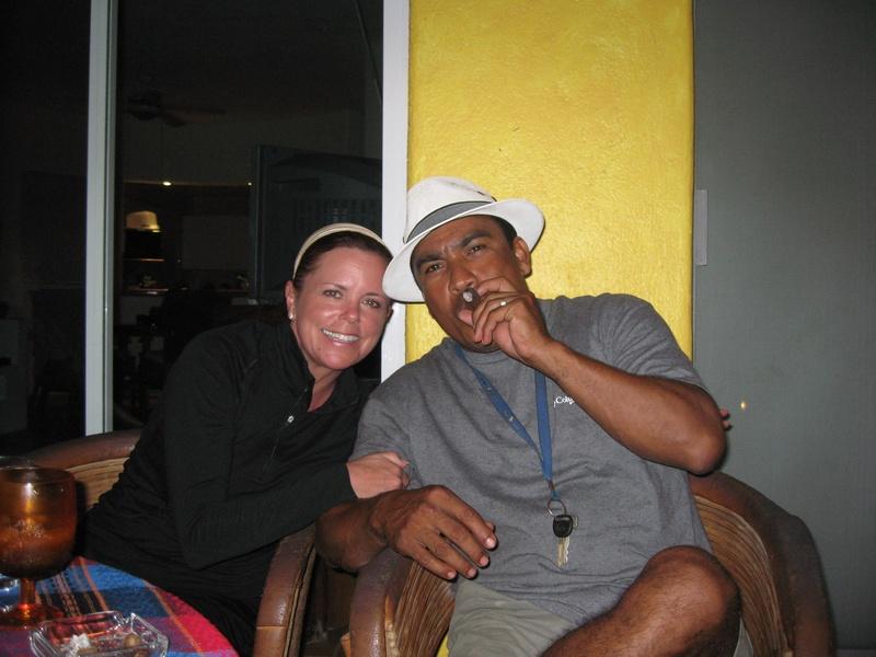 Jorge & Ms Kimmie