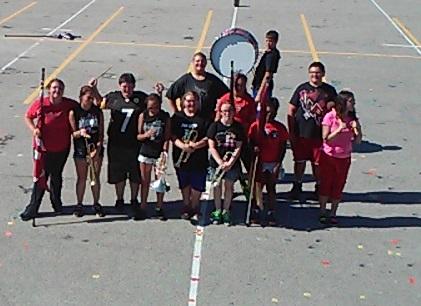 Band Camp 2015